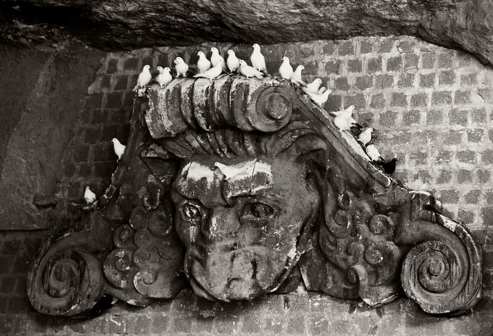 A tárnoki kőfejtő és a lyukpincék