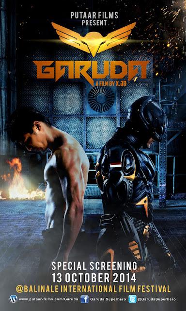 Garuda Superhero (2015) HDRip