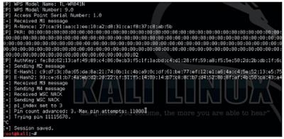 REaver - Top 10 Wifi Hacking Tools in Kali Linux