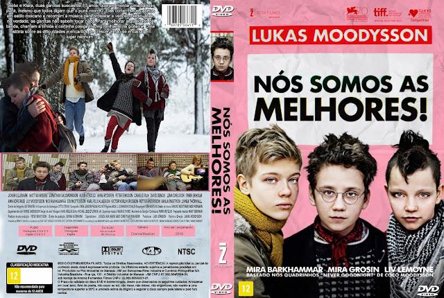 Capa DVD Nós Somos As Melhores