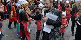 Καλαμάτα: Πυρ και μανία ο Φερεντίνος με καρναβαλιστές -Εφυγε και άφησε στη μέση την παρουσίαση [βίντεο]
