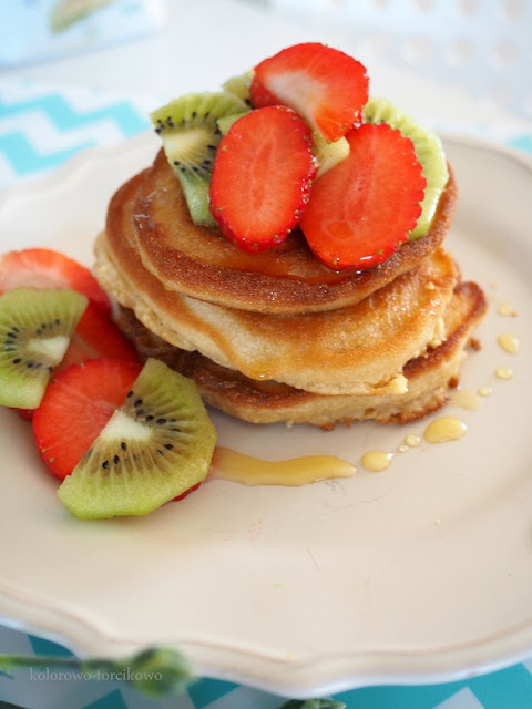 śniadaniowe placki
