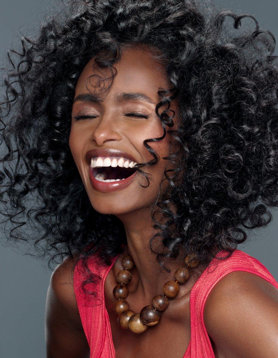 Manteca de karite para el pelo rizado