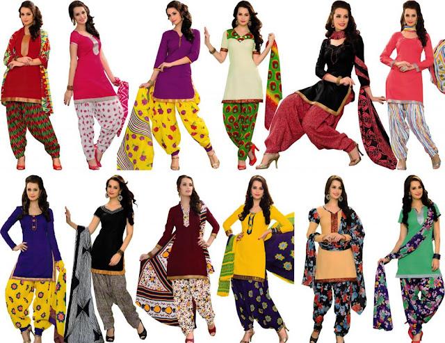 Dress Material Wholesalers
