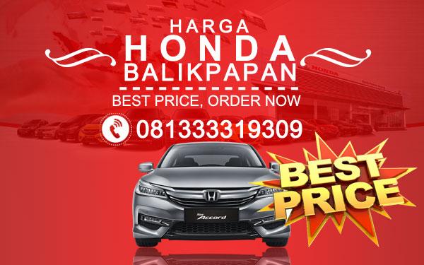 price list harga mobil honda balikpapan