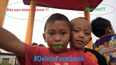 Seberapa Kuat Gaung Delete Facebook