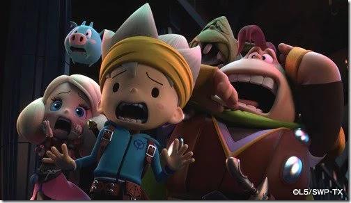 Nintendo's Snack World Game Franchise Gets Manga Adaptation.