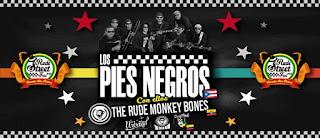 Rude Street Ska Fest: Los Pies Negros en Bogotá 1