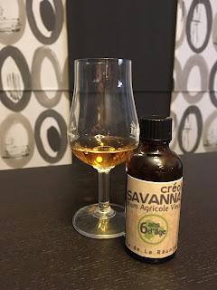 Savanna Créol – Rhum Agricole Vieux – 6 ans