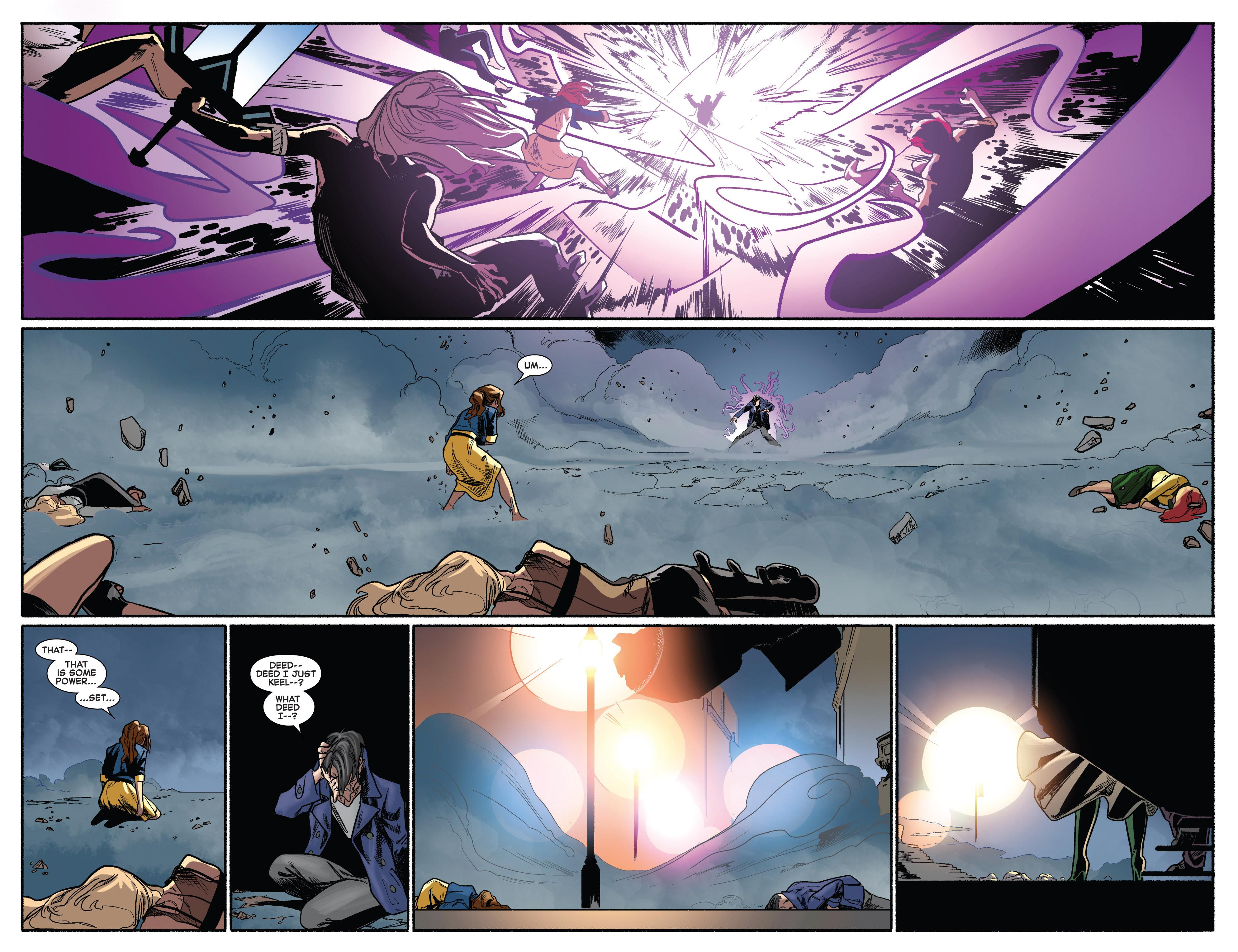 Read online Uncanny X-Men (2013) comic -  Issue #15 - 15