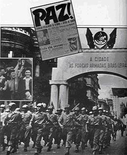 Redemocratização e a República Populista no Brasil (1945-1964)