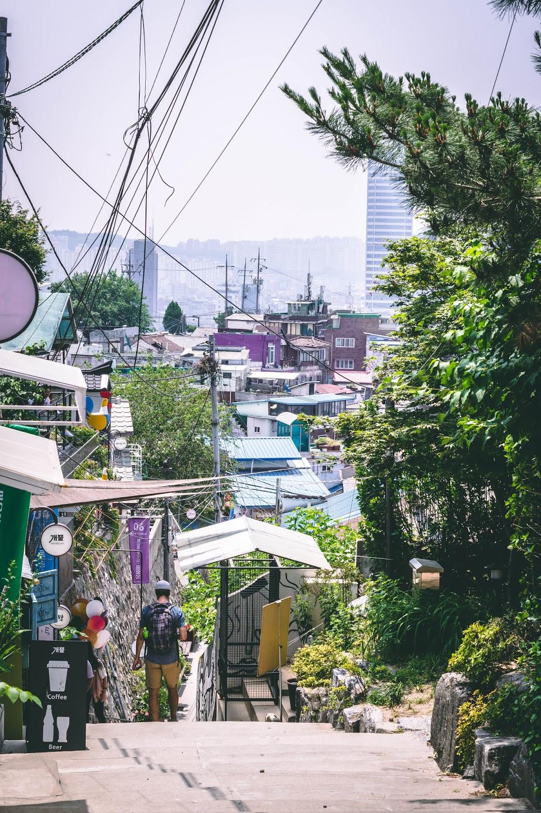 visite Séoul