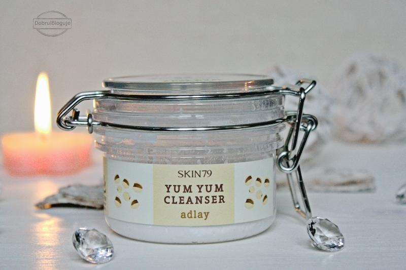 SKIN79- YUM- YUM CLEANSER. Oczyszczający mus do twarzy.