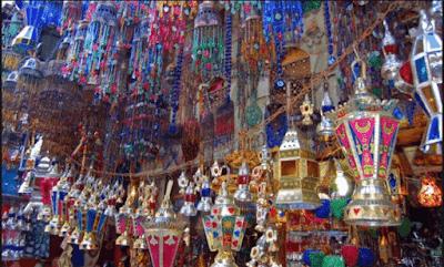 Ramadan Decorations Egypt
