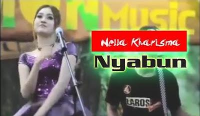 Lirik Lagu Nyabun Nella Kharisma Asli dan Lengkap Free Lyrics Song