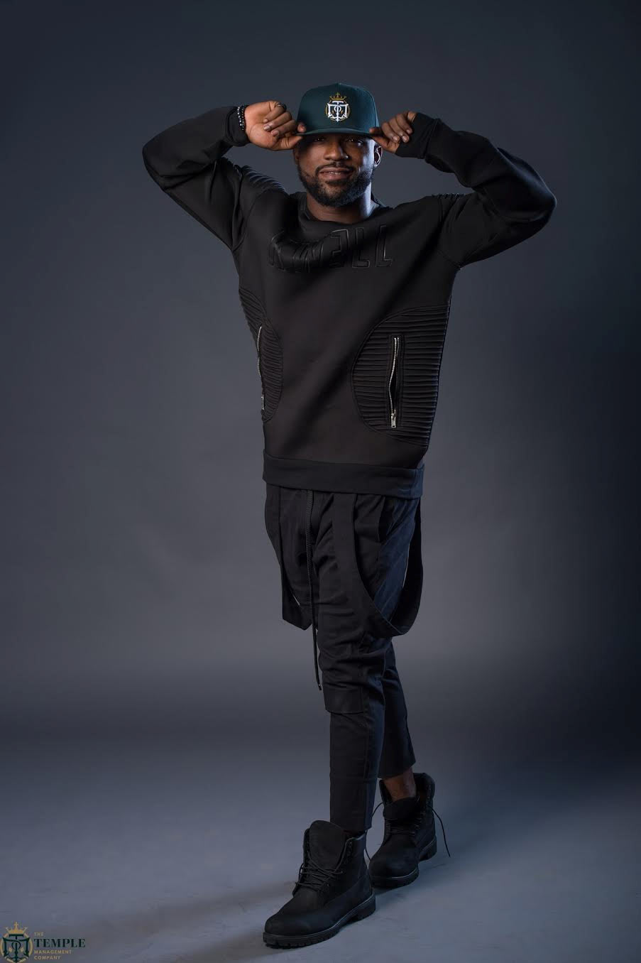 Iyanya set to drop new album as Mavin singer releases new photos