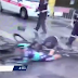 Vídeo del accidente del equipo Bora Hansgrohe con un espectador en la Tirreno Adriático 2019