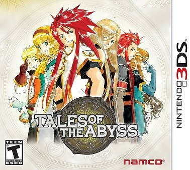 Tales of the Abyss Decrypted 3DS EUR