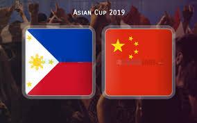 اون لاين مشاهدة مباراة الصين والفلبين بث مباشر 11-01-2019 كاس اسيا 2019 اليوم بدون تقطيع