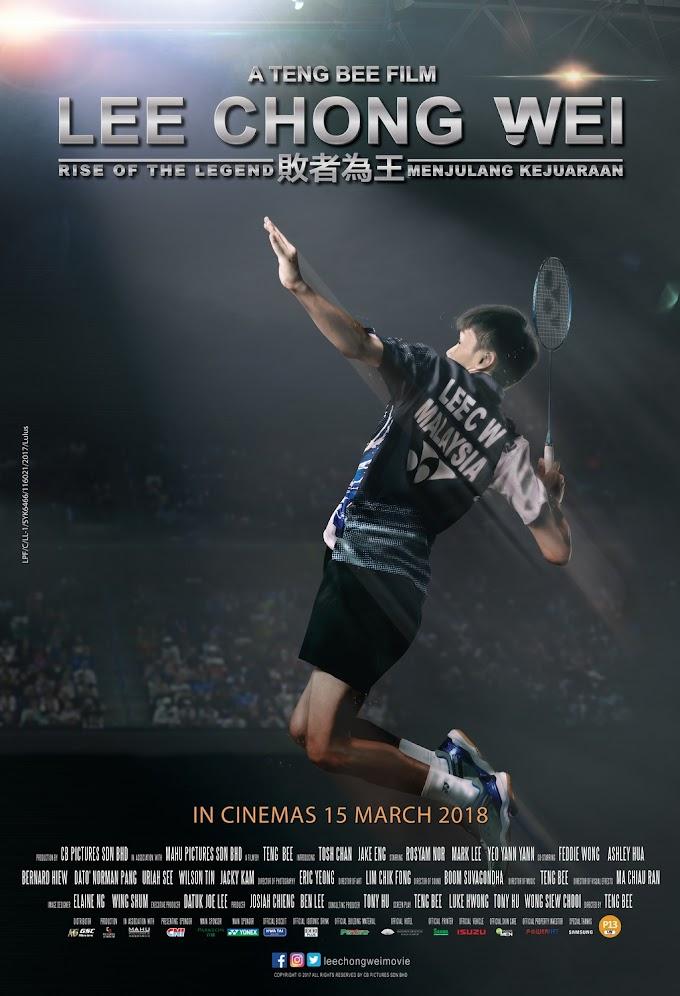 Review Filem Lee Chong Wei