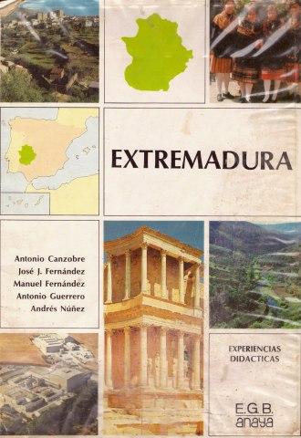 EXTREMADURA. EXPERIENCIAS DIDÁCTICAS E.G.B