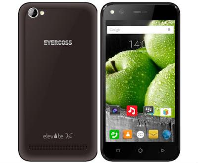 Evercoss Elevate Y3+ B75, 16 Handphone 4G Harga 1 Jutaan