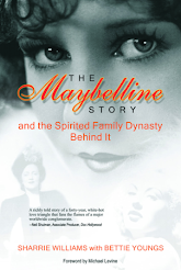 The Maybelline Story chronicles the rise of the Maybelline empire, its founder Tom Lyle Williams