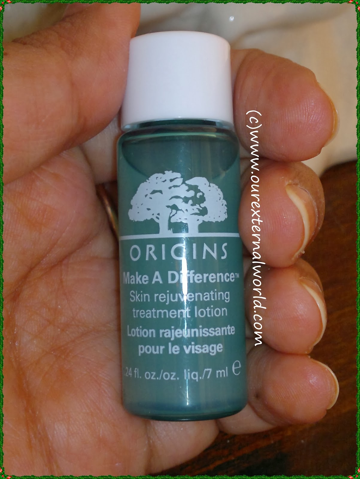 Make A Difference Plus+ Rejuvenating Treatment Lotion by origins #6