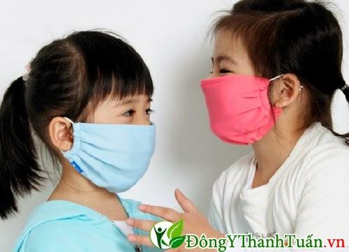 viêm xoang trẻ em và cach điều trị hiệu quả