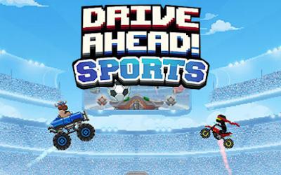 Download Drive Ahead! Sports v1.18.0 + Mod