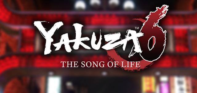 Yakuza 6 se retrasa al 17 de abril