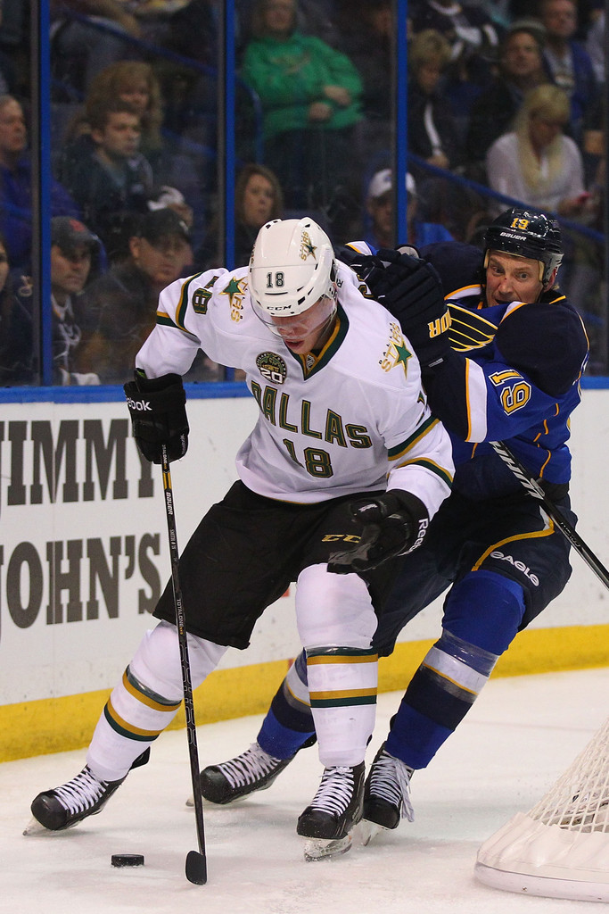 In The Slot Bouwmeester Pietrangelo Have Been A Perfect