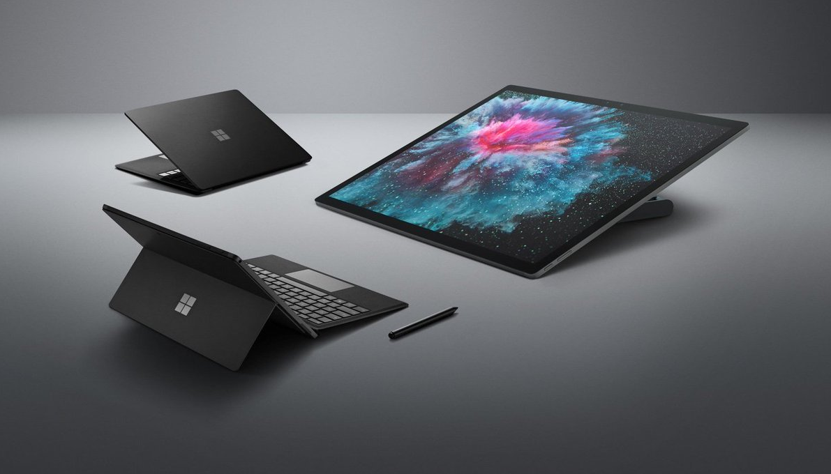 Nuovi-Surface-Pro-6-Surface-Laptop-2