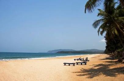 गोवा की शांत जगह