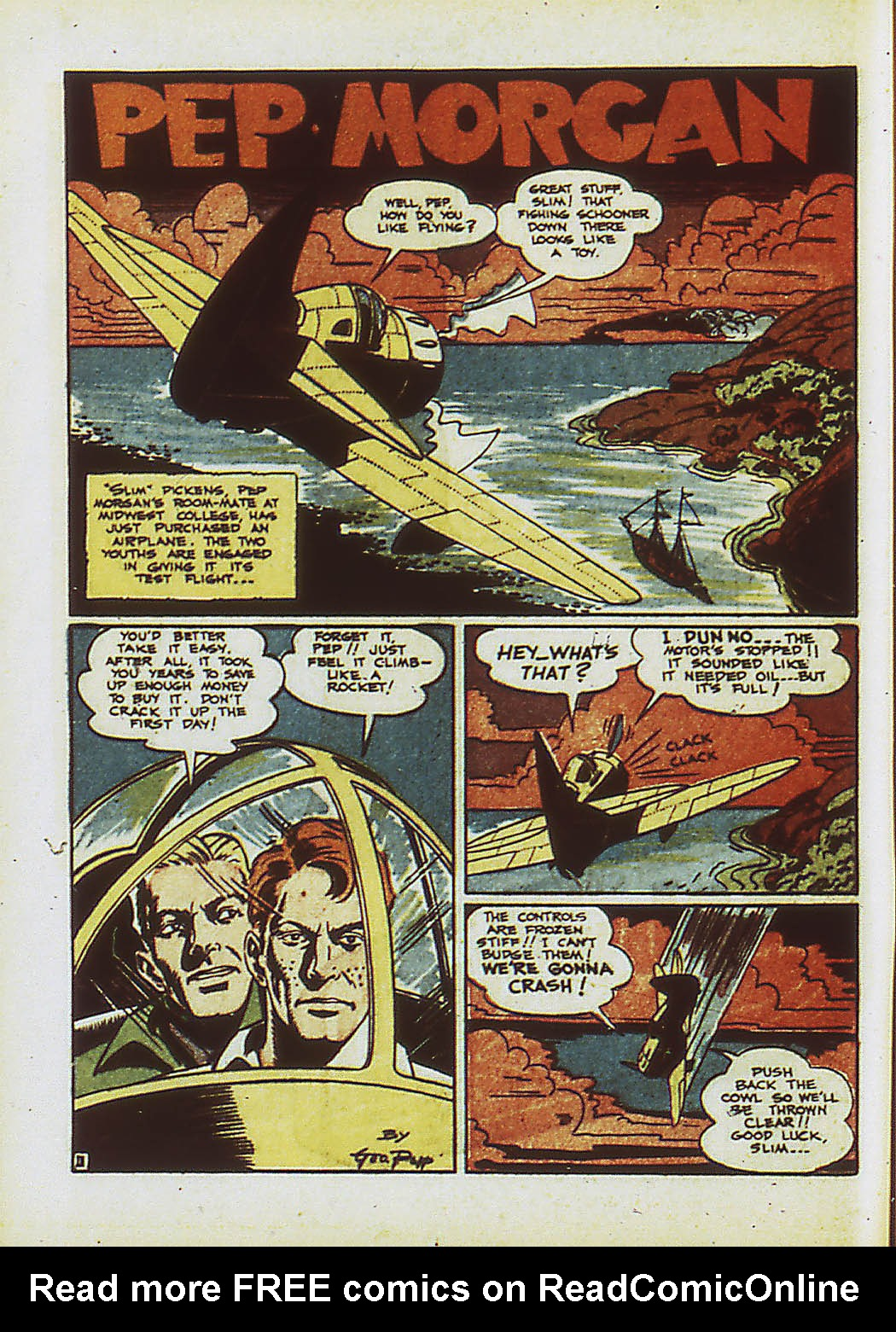 Read online Action Comics (1938) comic -  Issue #34 - 19