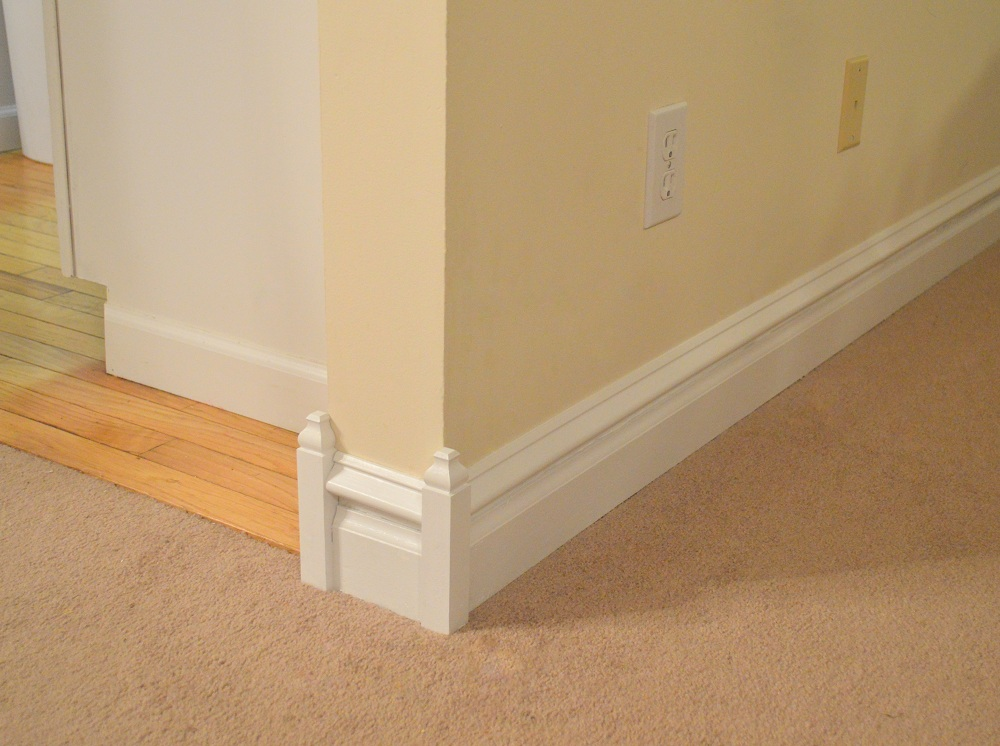 My New Baseboards Bumbleberries Boutique