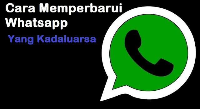 3 Cara Memperbarui Whatsapp Lewat Playstore, Aplikasi dan Web