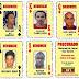 'Baralho do Crime' da SSP-BA é atualizado; cinco procurados pela polícia são adicionados