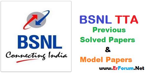 bsnl-tta-solved-paper
