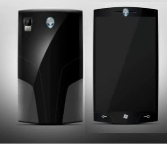 CellPhone Alienware Android Phone