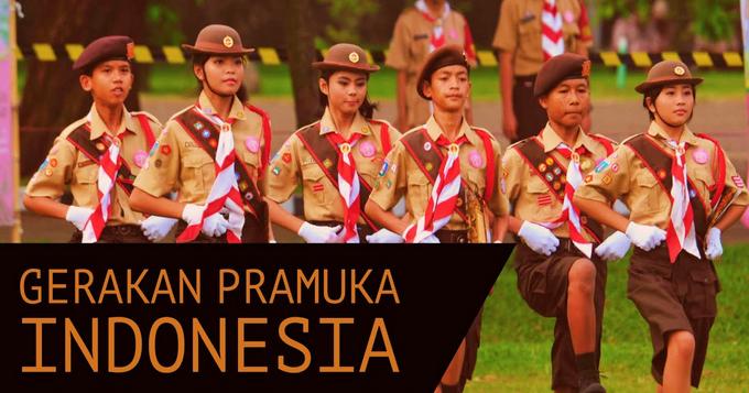 Makalah Sejarah Pramuka Indonesia