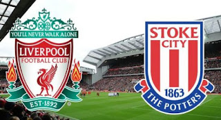 Susunan Pemain Liverpool vs Stoke City #LIVSTK #EPL