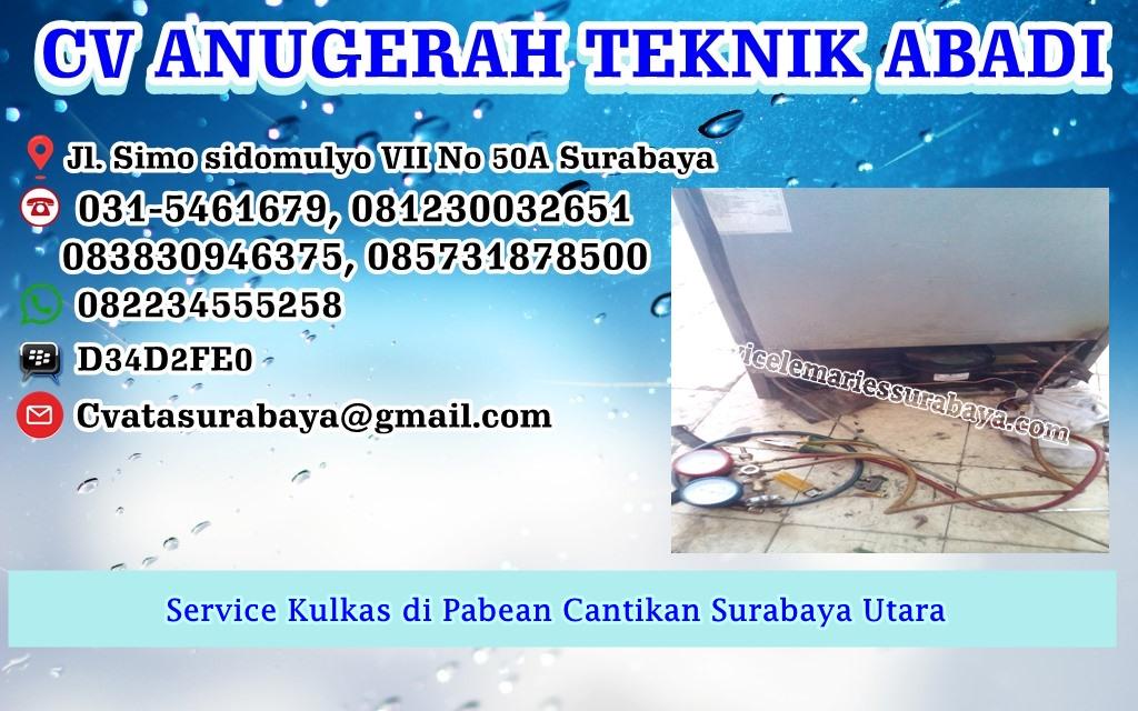 Service Kulkas Surabaya Utara