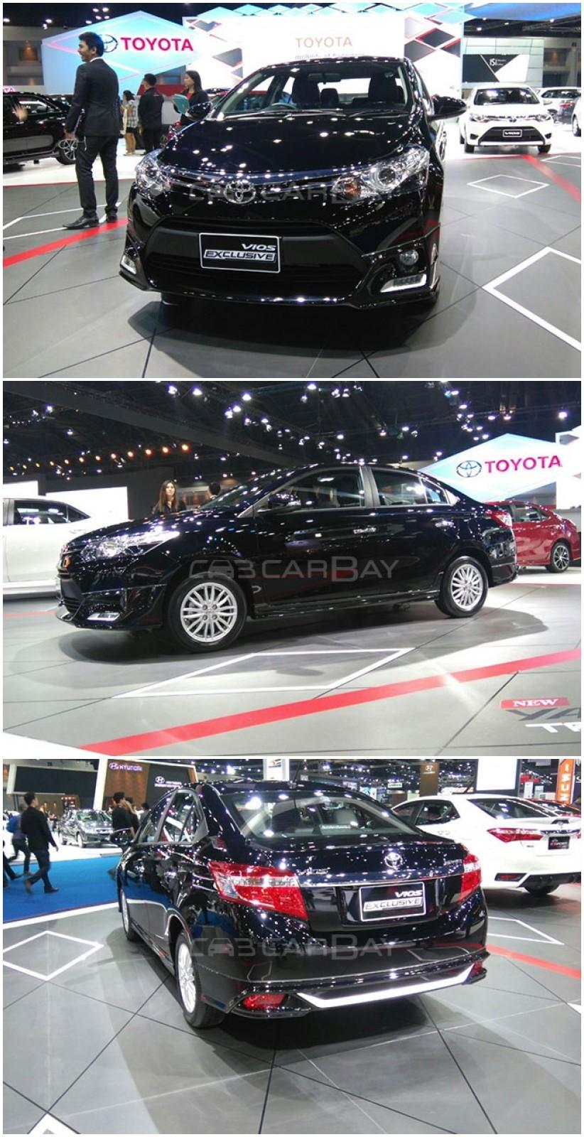 2016 Toyota Vios Exclusive