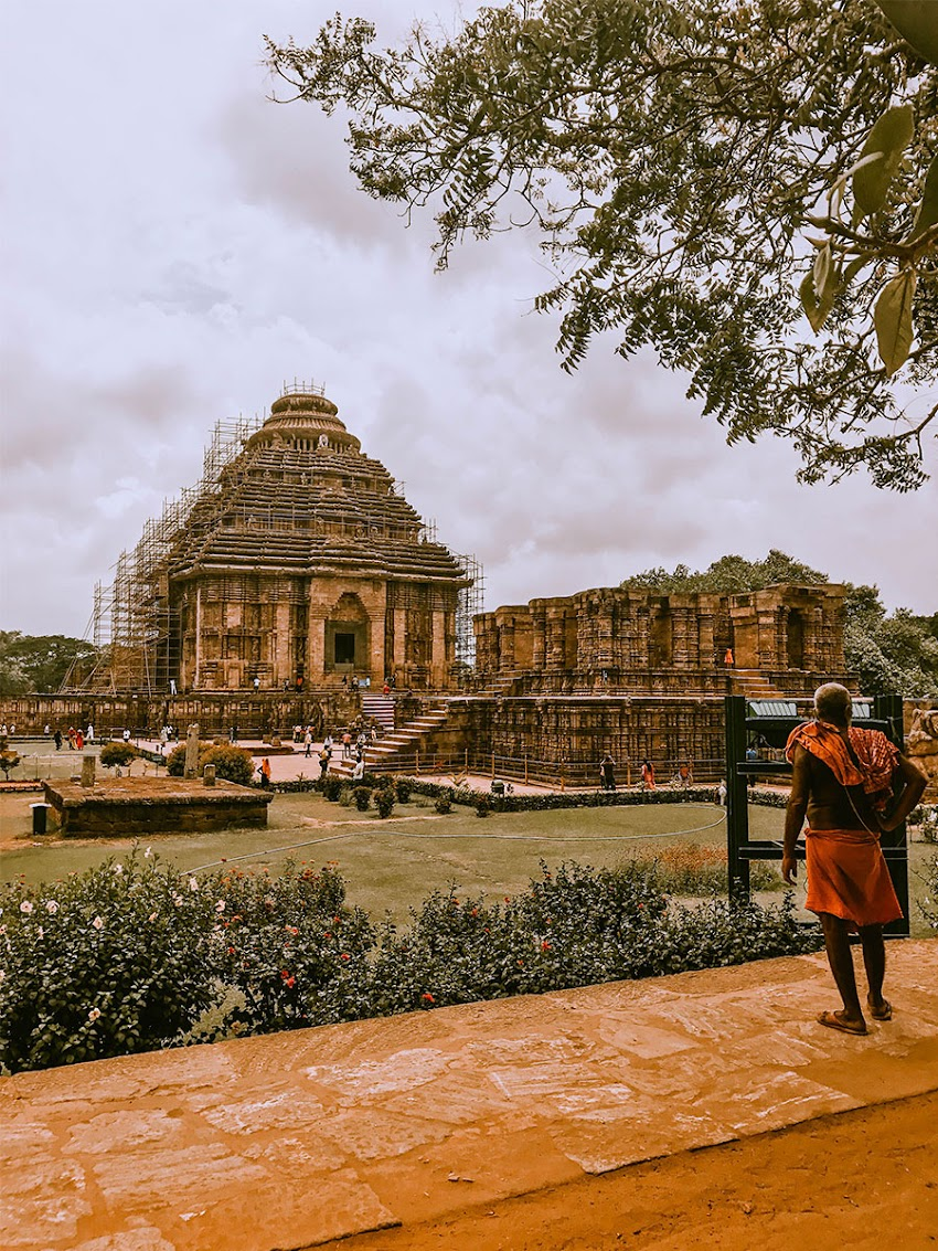 KONARK SUN TEMPLE, ODISHA | INDIA TRAVEL DIARY