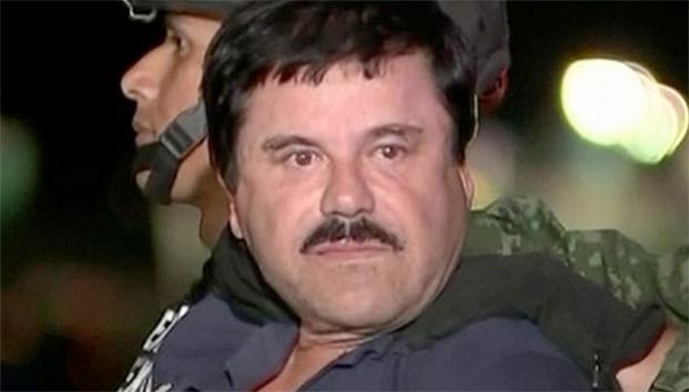 Se opone 'El Chapo' Guzmán a la propuesta de EU