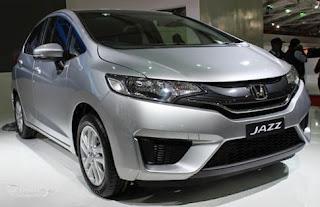 Honda All-New Jazz