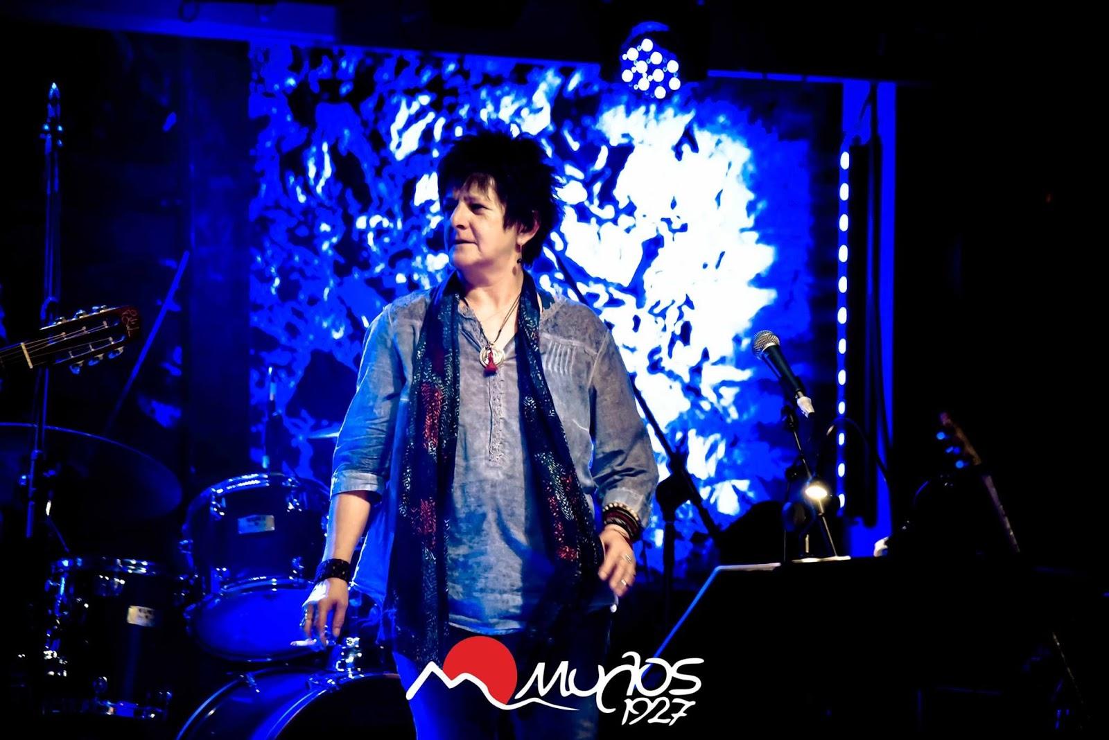 Η Φωτεινή Βελεσιώτου στο stage του ΜΥΛΟΥ - Οι καλύτερες στιγμές της βραδιάς (ΦΩΤΟ)
