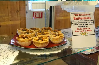 butter tarts from The Fruit Shack