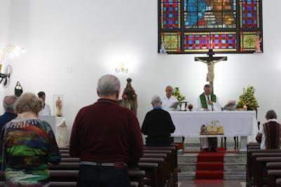 Santa Casa de Santos tira Igreja Católica do hospital